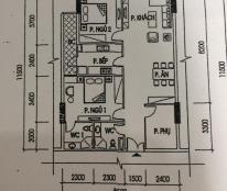 Bán suất ngoại giao 92m2, 2PN, tầng 17, tòa A2, view nội khu, 18.5tr/m2, chênh từ 100tr