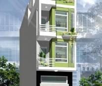 Bán nhà đẹp quận Hai Bà Trưng, diện tích 35m2, 4 tầng, kinh doanh, buôn bán cực tốt