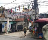 Bán nhà 4 tầng ngõ 105 Thanh Am mới xây, dt 32m chỉ với 1,7 tỷ. LH Ninh 0931705288