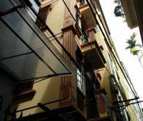 Bán nhà lô góc phố Lạc Long Quân 50m2 4 tầng mặt tiền 5m 4.8 tỷ ô tô đỗ cách 5m
