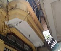 Bán nhà quận Hai Bà Trưng, 36m2, mặt tiền 7m, giá gần 2 tỷ