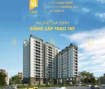 Chuyển nhượng căn hộ M-One Gò Vấp 59,7n2 view 2 mặt thoáng nhìn Phạm Văn Đồng và sông SG