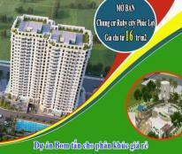 Chung cư Ruby City 3 Phúc Lợi, diện tích 45m2 giá 800 Triệu, chiết khấu 15 triệu