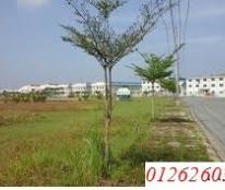 Mỏ bán 100 nền dự án Dương Hồng II gần bến xe miền Tây mới, SHR, XDTD, chỉ 450 triệu /nền