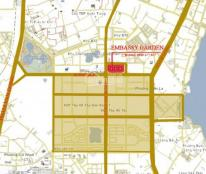Cho thuê khu liền kề, shophouse Embassy Garden Tây Hồ Tây,Khu Ngoại Giao Đoàn làm nhà hàng,siêu thị