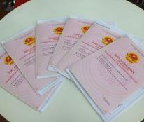 Con trai đi du học cần tiền bán 2 lô đất MT đường Phùng Hưng, giá 790triệu/lô, LH: 0931.255.122
