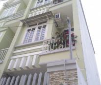 Nhà mới 1 trệt, 2 lầu, 3PN, hẻm xe hơi, DTSD 72m2, hẻm 1982, Huỳnh Tấn Phát