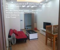 Cho thuê căn hộ chung cư Mường Thành tại trung tâm TP.Bắc Ninh