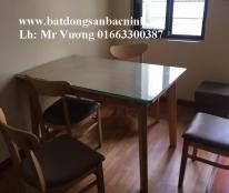 Cho thuê căn hộ chung cư CT3, chung cư Cát Tường, TP.Bắc Ninh