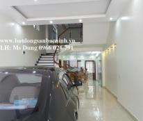 Cho thuê nhà 5 tầng 5 phòng khép kín tại Đại Phúc, TP.Bắc Ninh