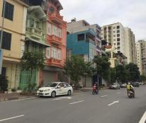 Bán Nhà Hàng phố to vỉa hè Nguyễn Văn Cừ 100m, 4 tầng, MT 15m, 14 tỷ