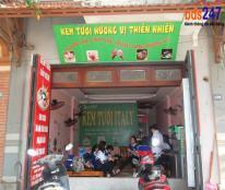 Sang nhượng cửa hàng Kem Tươi, Gà Rán, Trà Sữa tại cổng trường chuyên Nguyễn Huệ, Hà Đông, Hà Nội
