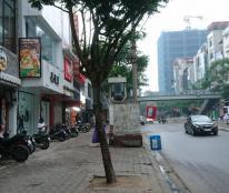 Cho thuê mặt bằng kinh doanh mặt phố Hồ Tùng Mậu, 160m2, mặt tiền 8m, LH : 0936393628
