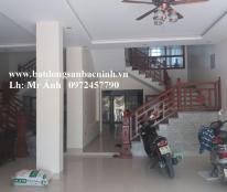 Cho thuê nhà 4 tầng 10 phòng khép kín khu hub, TP.Bắc Ninh