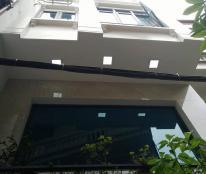 Bán tòa nhà căn hộ 6 tầng Xuân Diệu, Tây Hồ, thang máy, 10.5 tỷ
