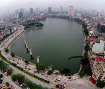 Bán nhà mặt phố Hoàng Cầu 50m mặt tiền 5m, 11.8 tỷ