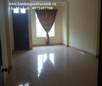 Cho thuê nhà 4 tầng khu 10 Đại Phúc, TP.Bắc Ninh