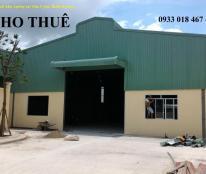 Cho thuê nhà xưởng tại xã Tân Vĩnh Hiệp, huyện Tân Uyên, Bình Dương 0933 018 467