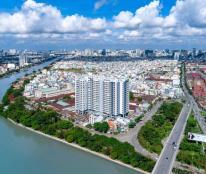 Bán căn hộ Riva Park Q4 liền kề Q1, tầng 15 căn 2PN view Bitexco Q1 và sông SG - LH: 090.781.2929