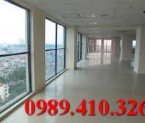 Cho thuê văn phòng quận Cầu Giấy tòa nhà Bảo Anh DT 100m2 ,300m2,…(0989410326)