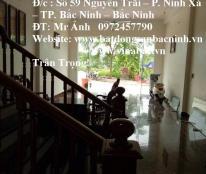 Cho thuê nhà khu 5 Đại Phúc, có 3 phòng ngủ khép kín tại TP.Bắc Ninh