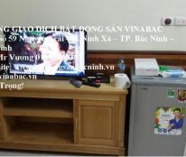 Cho thuê nhà 4 tầng 6 phòng khu Bắc Hà, TP.Bắc Ninh