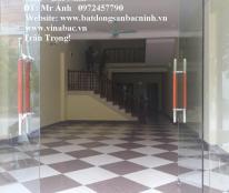 Cho thuê nhà 11 phòng tại mặt đường  Lê Hồng Phong, Y Na, TP.Bắc Ninh