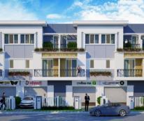 Bán nhà Trần Đăng Ninh- Hà Đông: Nhà 40m2 x 4 tầng, MT 4m hướng TB, đường 13m giá 4,5tỷ.