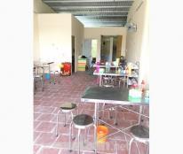 Cho thuê mặt bằng mở quán ăn 80m2 1 tầng mặt tiền 4m 22tr.