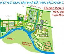 Bán đất Bắc Rạch Chiếc, Phước Long A, quận 9