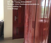 Cho thuê nhà 4 tầng, 6 phòng đường Việt Trang, full nội thất, TP.Bắc Ninh