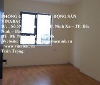 Cho thuê căn hộ CT2 Cát Tường, Phường Võ Cường, TP.Bắc Ninh