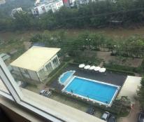 Cho thuê căn hộ Flora Anh Đào - 54m2 Nhà trống 2PN 1Wc Giá 5.5tr/tháng Liên Hệ:0907507486