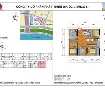Phân phối trực tiếp lô các căn góc 32 tòa HH03B Thanh Hà Cienco 5.