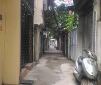 Nhà thoáng trước, sau, ngõ nông gần phố, dân trí VIP phố Yên Lãng, 39m LH: 091 565 0880