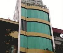 Bán tòa nhà đường Hồng Hà 170m 7T thang máy 24 tỷ cho thuê 120tr/tháng