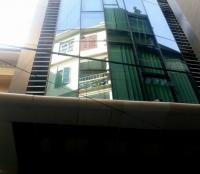 Bán tòa nhà VP Đặng Văn Ngữ, vỉa hè ô tô tránh, đỗ 120m 10T thang máy, giá 22 tỷ