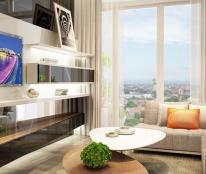 Gia đình cần bán nhanh căn hộ 77m2 liền kề quận 1, tầng cao hướng nhìn hồ bơi, full giấy tờ, ở ngay