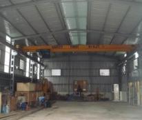 Cho thuê 1000 m2 kho xưởng tại Cụm công nghiệp Chúc Sơn,Chương Mỹ,Hà Nội