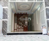 Bán nhà 2 lầu, hẻm 1979, Huỳnh Tấn Phát, Nhà Bè, TP. HCM, DT 4 x 20m, 4 PN, giá 2.85 tỷ