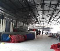 Cho thuê kho xưởng DT 1500m2 đường Gò Ô Môi, Phường Phú Thuận, Quận 7, giá 70.000đ/m2/th