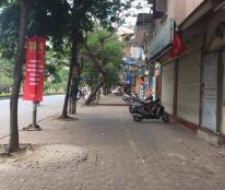 Bán nhà mặt phố Lạc Long Quân, quận Tây Hồ, 80m2 x 7T, thang máy, vỉa hè rộng, vị trí đẹp