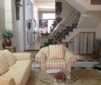 Cho thuê nhà MT Nguyễn Trung Trực, Bình Thạnh; 4 x 25; 1T+2L, giá: 25tr/th