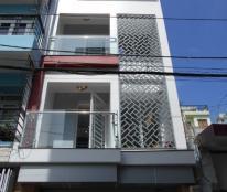 Cho thuê nhà mặt tiền Lê Văn Sỹ gần Đặng Văn Ngữ 4m x 20m, trệt, 3 lầu, sân thượng