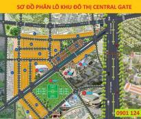 DA Central Gate cạnh khu phố chợ Điện Thắng Trung, ngay quốc lộ 1A, giá tốt đầu tư
