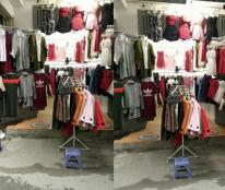 Sang nhượng cửa hàng quần áo ngõ 31 Chợ Nhà Xanh, Phan Văn Trường, Cầu Giấy, Hà Nội