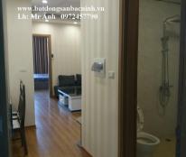 Cho thuê căn chung cư Mường Thanh tại trung tâm TP.Bắc Ninh