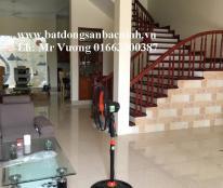 Cho thuê nhà 3 tầng sau dabaco, Võ Cường, TP.Bắc Ninh
