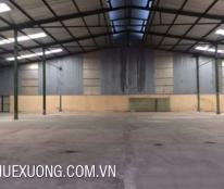 Chính chủ cho thuê kho xưởng gần cầu Thanh Trì, Hà Nội giá cực hợp lý