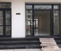 Cho thuê tầng 1 shophouse vinhomes gardenia dt 120m2 cạnh chung cư giá tốt